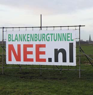 Blankenburgtunnel Nee!